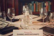 Rare Steakhouse reserves table for Giannis Antetokounmpo.