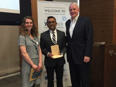 Northwestern Mutual receives 2018 Bubbler Award