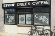 Stone Creek Coffee - Downer Ave. Photo by Dave Reid.