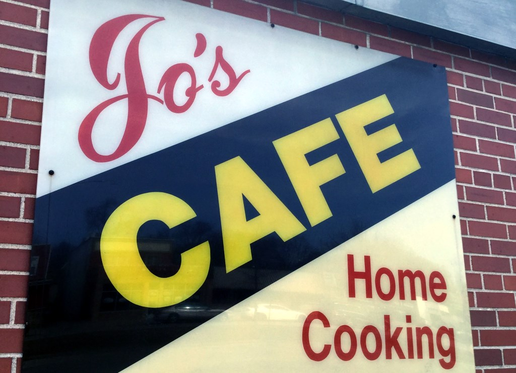 Jo's Cafe. Photo by Cari Taylor-Carlson.