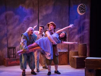 Theater: 'The Fantasticks' Is… Fantastic