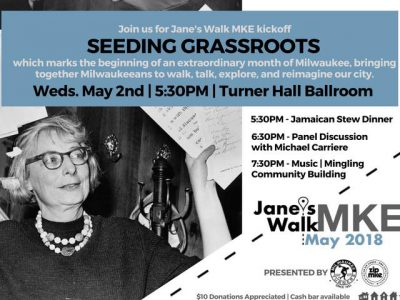 Jane's Walk MKE inspires residents to explore in May
