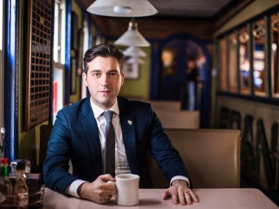 Josh Pade Announces Candidacy for Wisconsin Governor