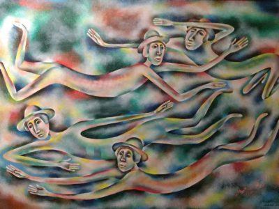 Talks about Wisconsin Modernists at Cedarburg Art Museum