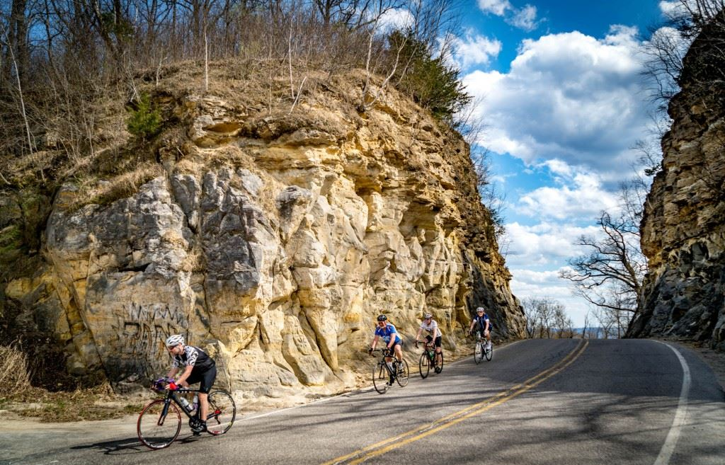 The Mindoro Cut is a bucket list Wisconsin ride.