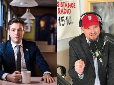 Murphy's Law: The Whacko Primary for Governor