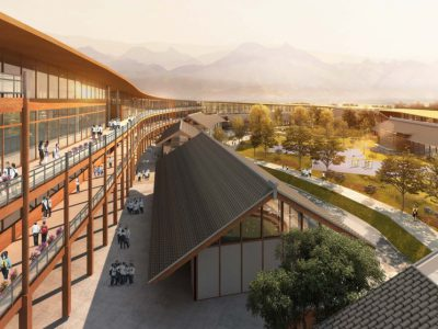 Wisconsin Architecture Firm Selected for Second Major Chinese Education Design Project