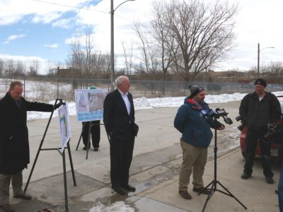 $3 Million Grant for Bay View Wetland