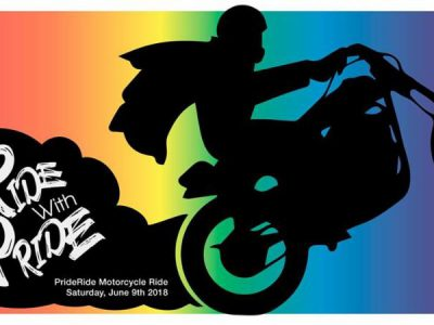 Join us Saturday, June 9 for the 1st Annual Ride with Pride!