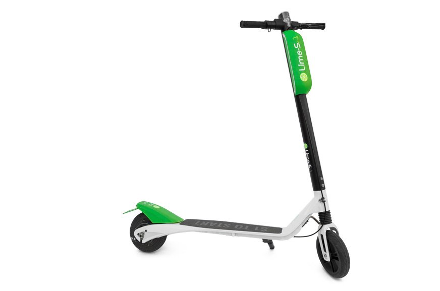 Lime S Electric Scooter