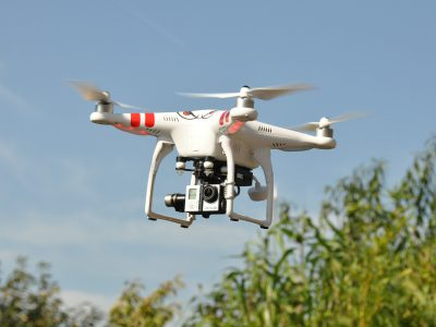 Campaign Cash: No, You Can't Regulate Drones