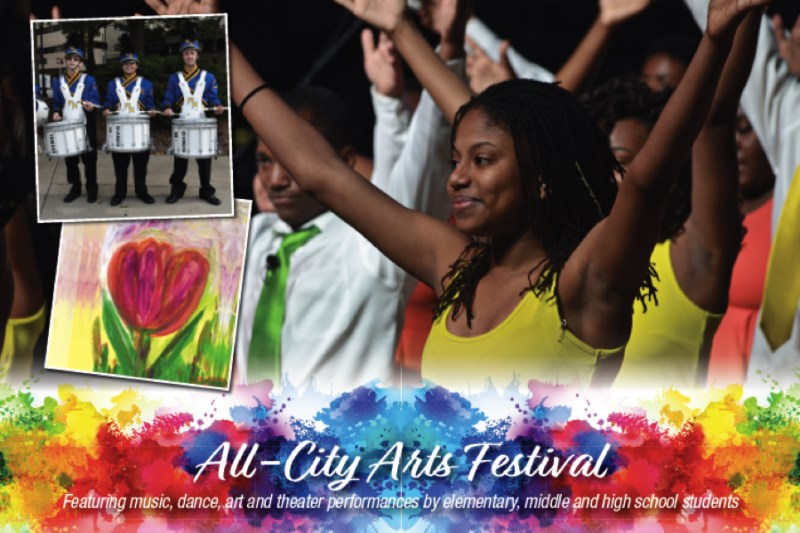 8,000+ MPS Students to Perform in First-Ever All-City Arts Festival at Henry Maier Festival Park