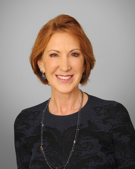 Carly Fiorina. Photo from UWM.