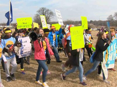 Why Student Activists Did 50 Mile March