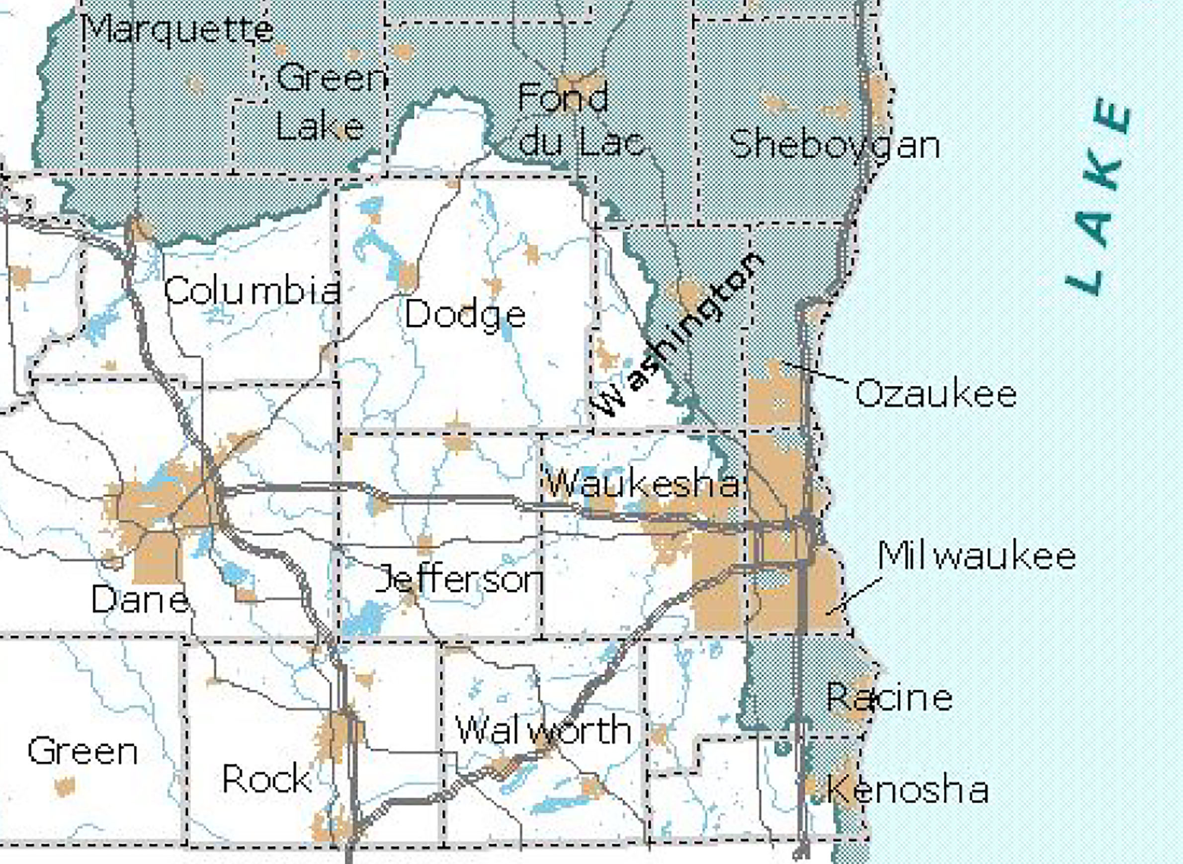 Where The Great Lakes Compact Ends and Wisconsin Law Begins » Urban ...