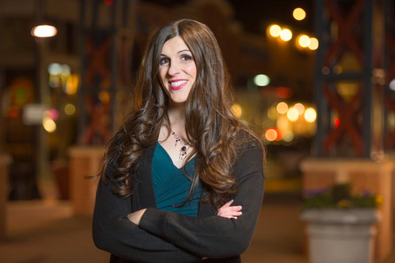 Join Danica Roem at the PrideFest Opening Ceremonies!
