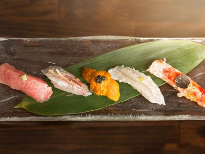 Now Serving: New Sushi, New Syrian Places