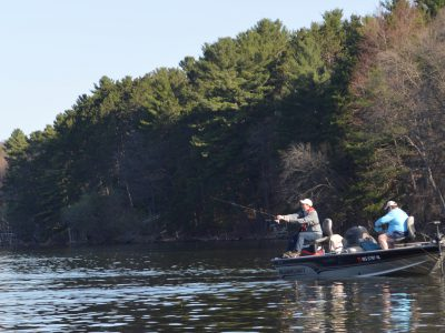 Governor Scott Walker Casts a Line in Chetek for 53rd Annual Governor's Fishing Opener