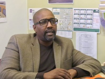 Walnut Way Leader Pushes Economic Development