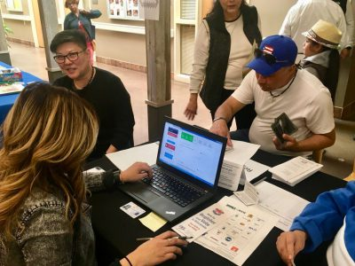 Resource Fair Helps Puerto Rican Arrivals