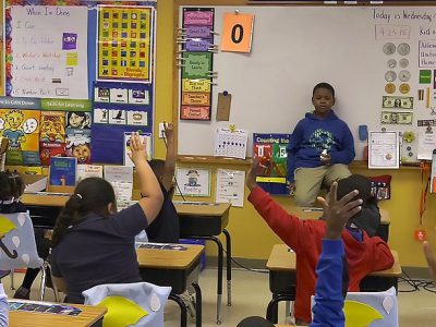 School Uses Family Atmosphere In Education