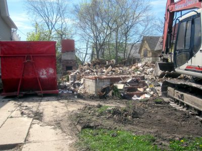 Plenty of Horne: Vel Phillips' Home Razed