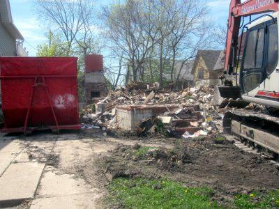 Plenty of Horne: Vel Phillips' Home Razed