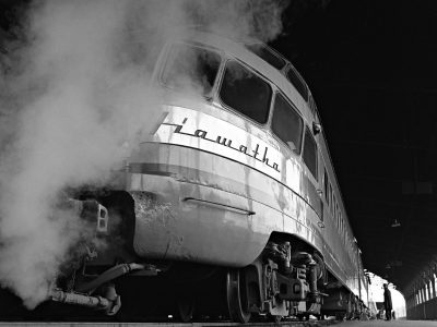 The Fabulous Train Photos of Wallace Abbey