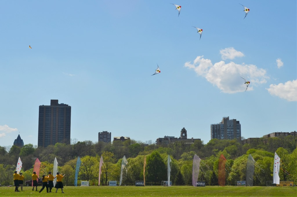 Chicago Fire Kite Team. Photo by Jack Fennimore.