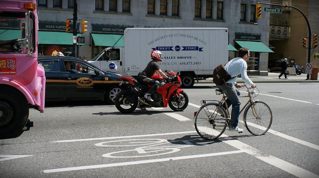 DOT begins motorcycle safety awareness month