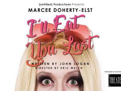 Theater RED teams with Untitled Productions for <em>I'll Eat You Last</em>