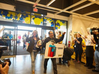 IKEA Celebrates Grand Opening of Oak Creek, WI Store