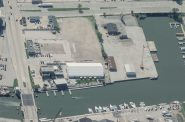Michels Corp Site. Image from Bing Maps.