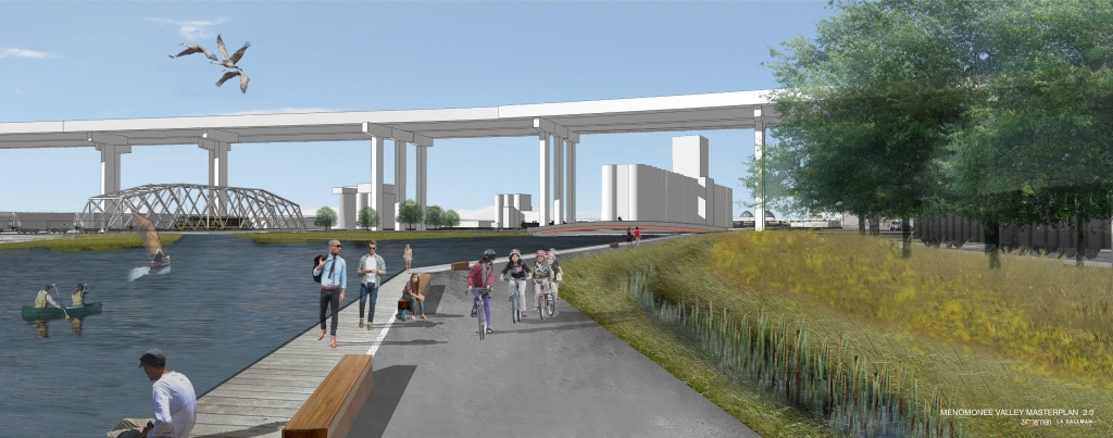 RFP Released for Menomonee Valley Riverwalk Design