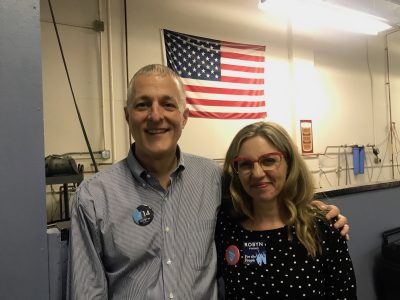 Primary opponent withdraws, endorses Vining for the 14th Assembly District