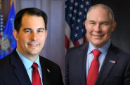 Scott Walker and Scott Pruitt