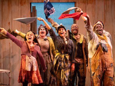 Theater: An Appalling Idea, Set to Music