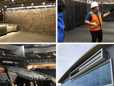 Eyes on Milwaukee: Bucks Arena 95% Complete; See Inside