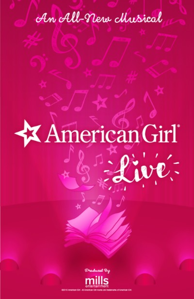 <em>American Girl Live</em> Comes to the Marcus Center for the Performing Arts