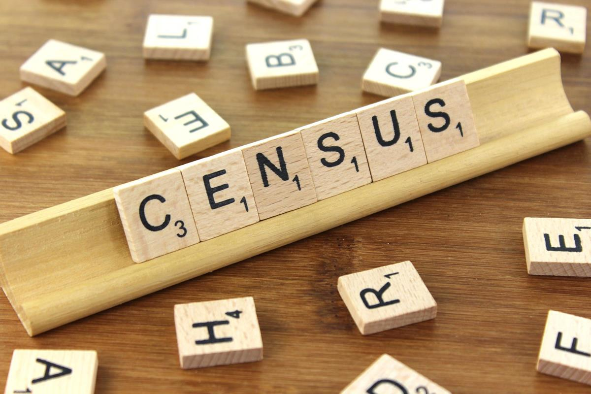 Census. Photo by Alpha Stock Images CC BY-SA 3.0.