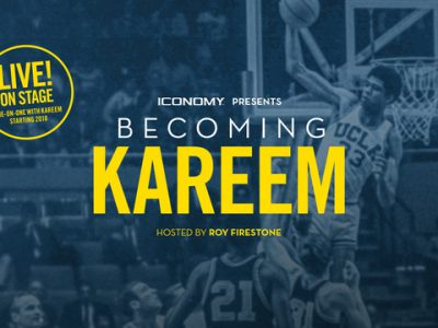 Legendary NBA Champ Kareem Abdul-Jabbar is Coming to the Marcus Center With His Live On-stage Show – Becoming Kareem