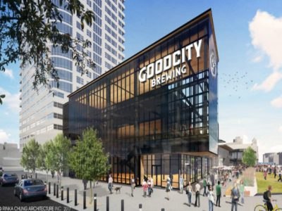 Eyes on Milwaukee: Good City Brewing Tapped for Bucks' Live Block