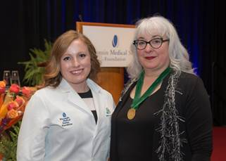 Two Medical College of Wisconsin Students Receive Honors for Leadership and Excellence from the Wisconsin Medical Society Foundation