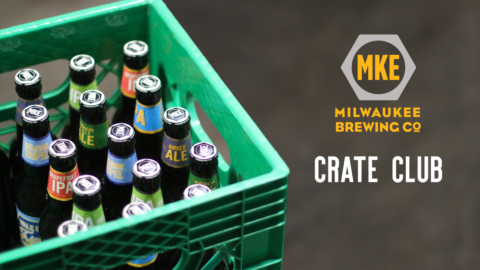 MKE Brewing Introduces Crate Club