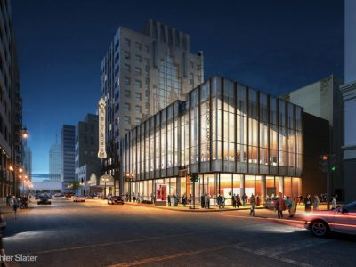 Eyes on Milwaukee: Committee Okays Symphony Plan for Grand Theatre