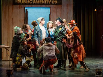 Theater: Skylight's Urinetown Is Fast-Paced Fun