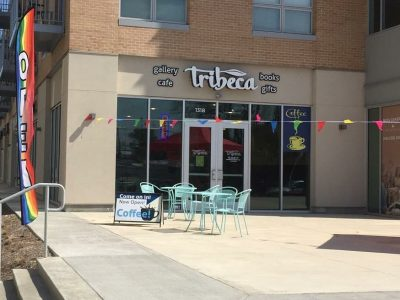Grand Opening at Tribeca GalleryCafe in Walker's Point