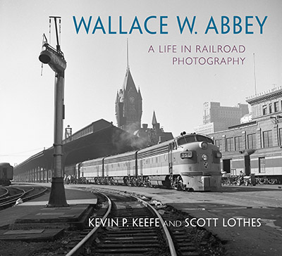 A Life in Railroad Photography Cover