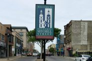 Historic Mitchell Street. Photo by Carl Baehr.