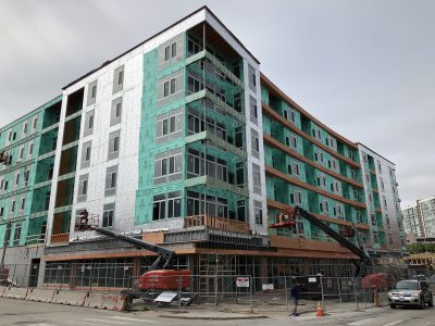 Friday Photos: The Contour on Prospect Ave.